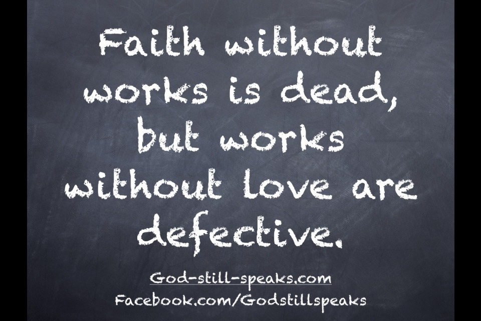 Faith Without Reason Quote: Practice What You Preach...